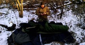 Winter Camping- DIY Sleep System