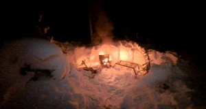 Winter Camping in 30 Below Weather