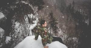Winter Camping in the Catskills – Giant Ledge – Oliverea, NY