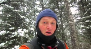 Winter Camping PART 2 on Sioux Hustler Trail BWCA Minnesota