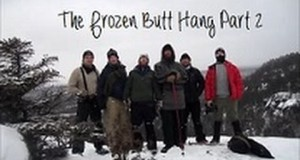Winter Hammock Camping (Hammock Forums Frozen Butt Hang 2015)  Part 2
