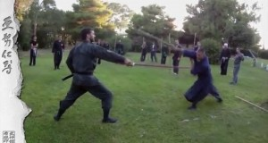 XX SUMMER CAMP BUJINKAN GREECE NINJUTSU 2015 with ANTONIOS MITROU