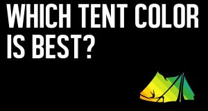 GREEN or ORANGE – Which tent color is best?