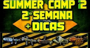 Summer Camp 2ª Semana+Dicas