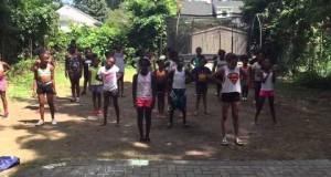 Summer Camp 💥💪🏾😊 Team BLIZZ